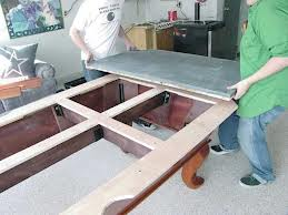 Pool table moves in Carbondale Illinois